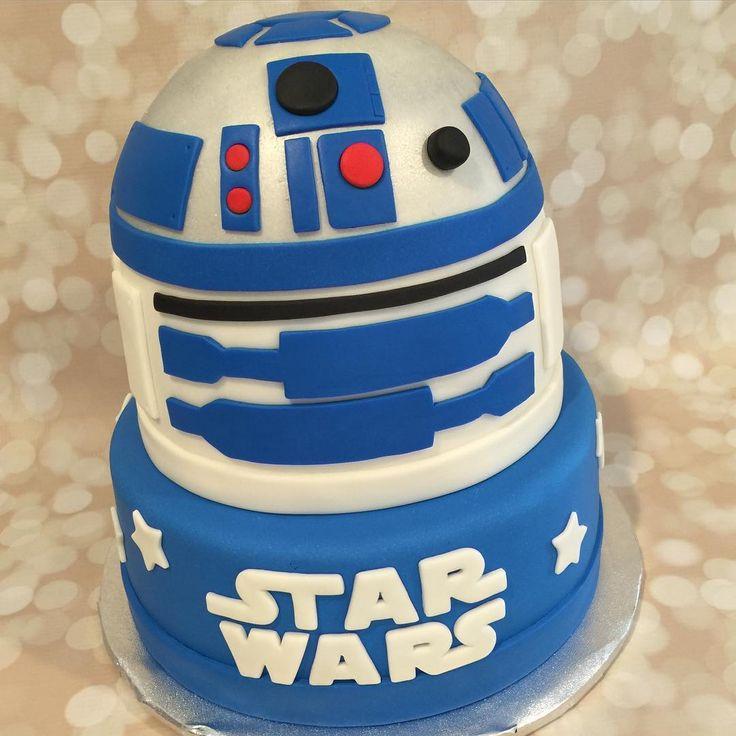 Best 10+ R2d2 Cake Ideas On Pinterest