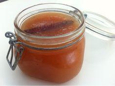 Æblemarmelade med varmede krydderier