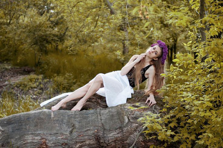 foto <Klaudia Toruń> model <Aleksandra Pieczek>