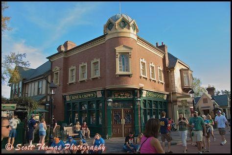 Rose & Crown Pub  EPCOT