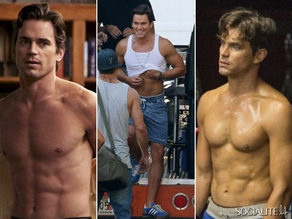 Happy 37th Birthday Matt Bomer! Celebrate With His Top 10 Most Popular Galleries!