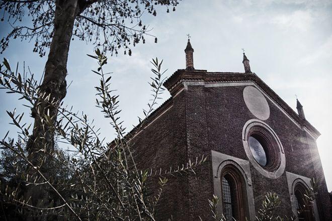 Santa Maria della Pace - templari a milano