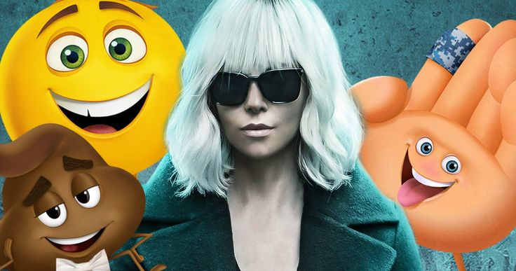 Atomic Blonde Vs. Emoji Movie: Who Wins the Box Office? -- Last week's box office champ Dunkirk will have a short reign going up against Emoji Movie and Atomic Blonde this weekend. -- http://movieweb.com/emoji-movie-atomic-blonde-box-office-predictions/