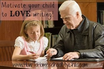 Does your child hate to write? Learn how to change your teaching time from a fight to their favorite time! ...from www.HowToHomescchoolMyChild.com