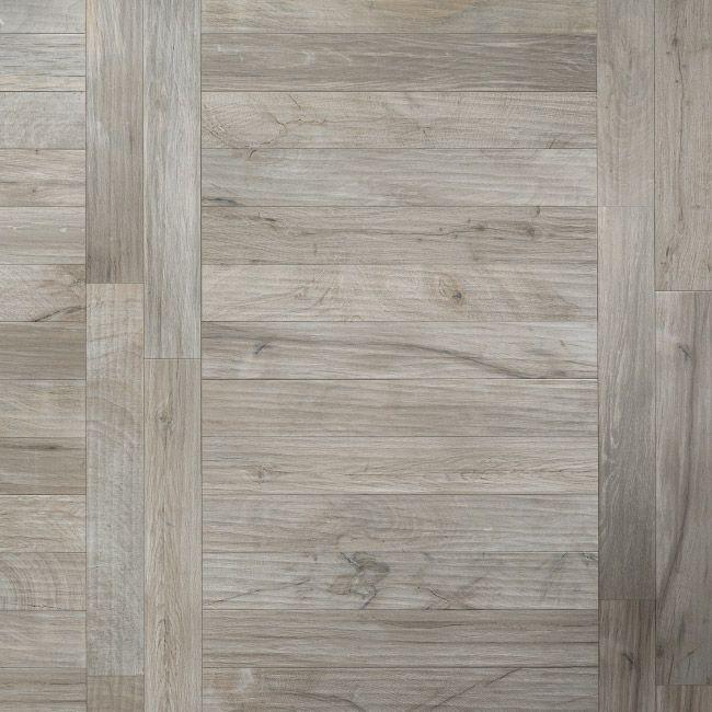 Porcelain wood tile, master suite bathroom.