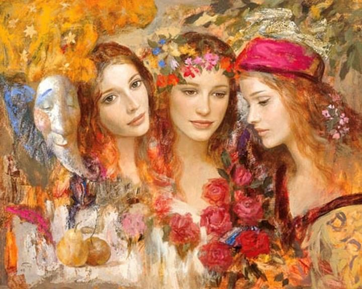 Goyo Dominguez 1960   Spanish-born British Romantic Realist painter   Tutt'Art@   Pittura * Scultura * Poesia * Musica  