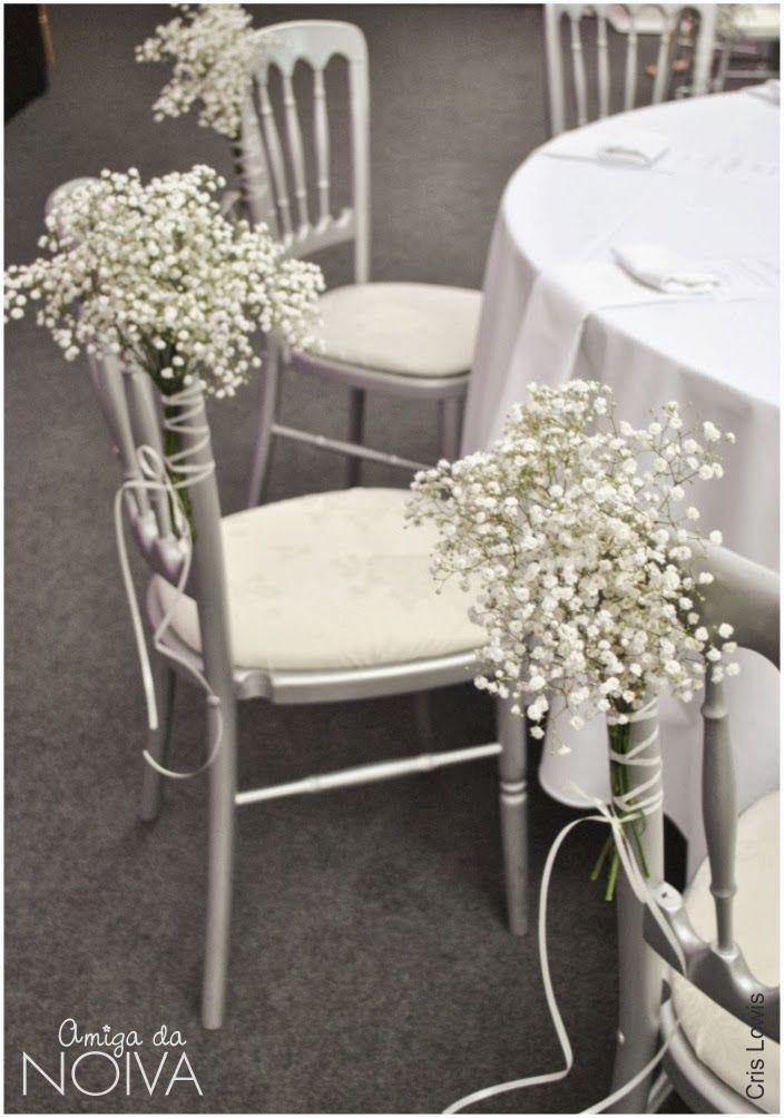 Gipsofilas no casamento: pura delicadeza! | Amiga da Noiva