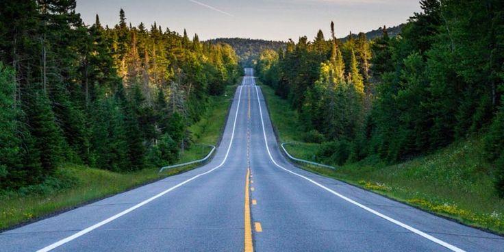 High Peaks Scenic Highway