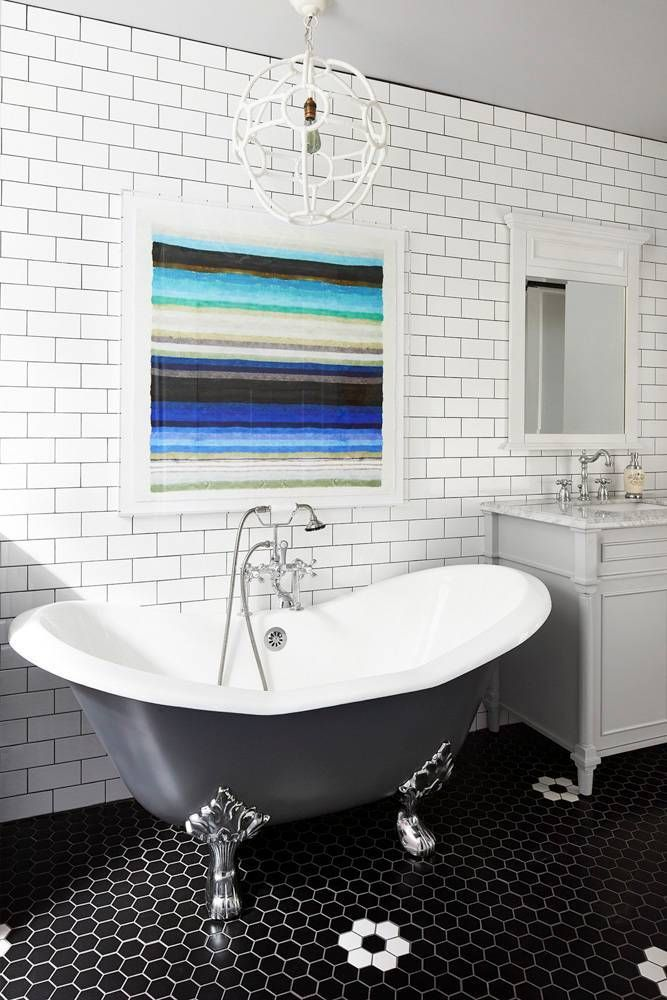 1000 Images About Bathrooms Powder Rooms On Pinterest Freestanding T