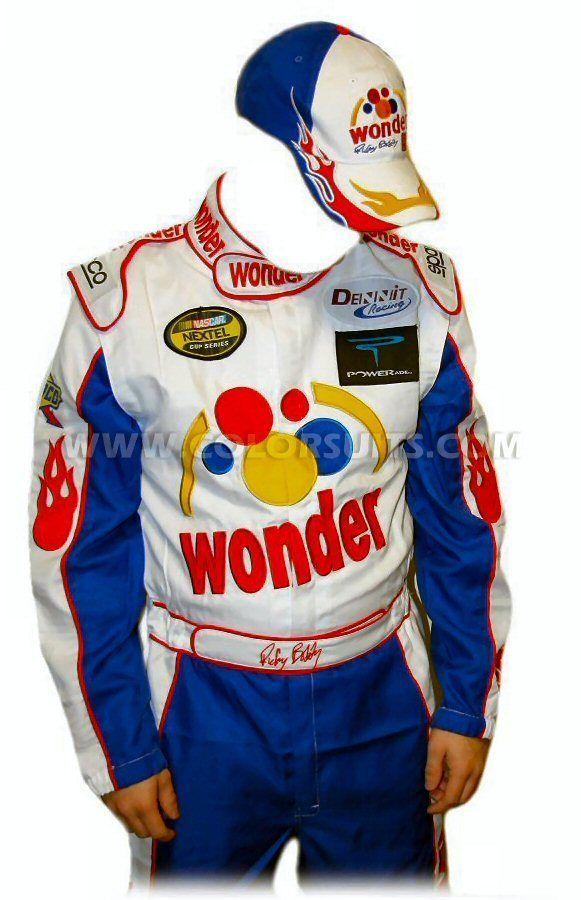 Ricky Bobby Costume