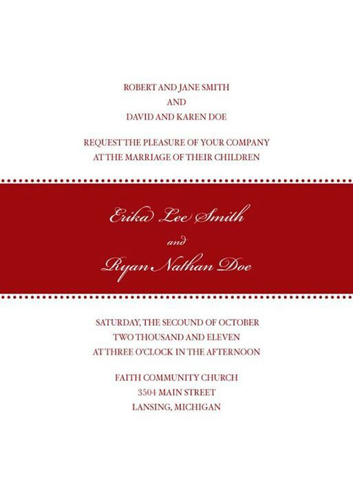 30 best Invitations images on Pinterest Invites, Themed weddings - best of invitation text adalah