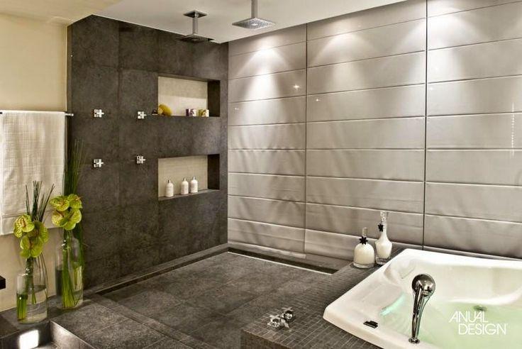 Boxes de banheiros - veja 15 áreas de banho diferentes e modernas!