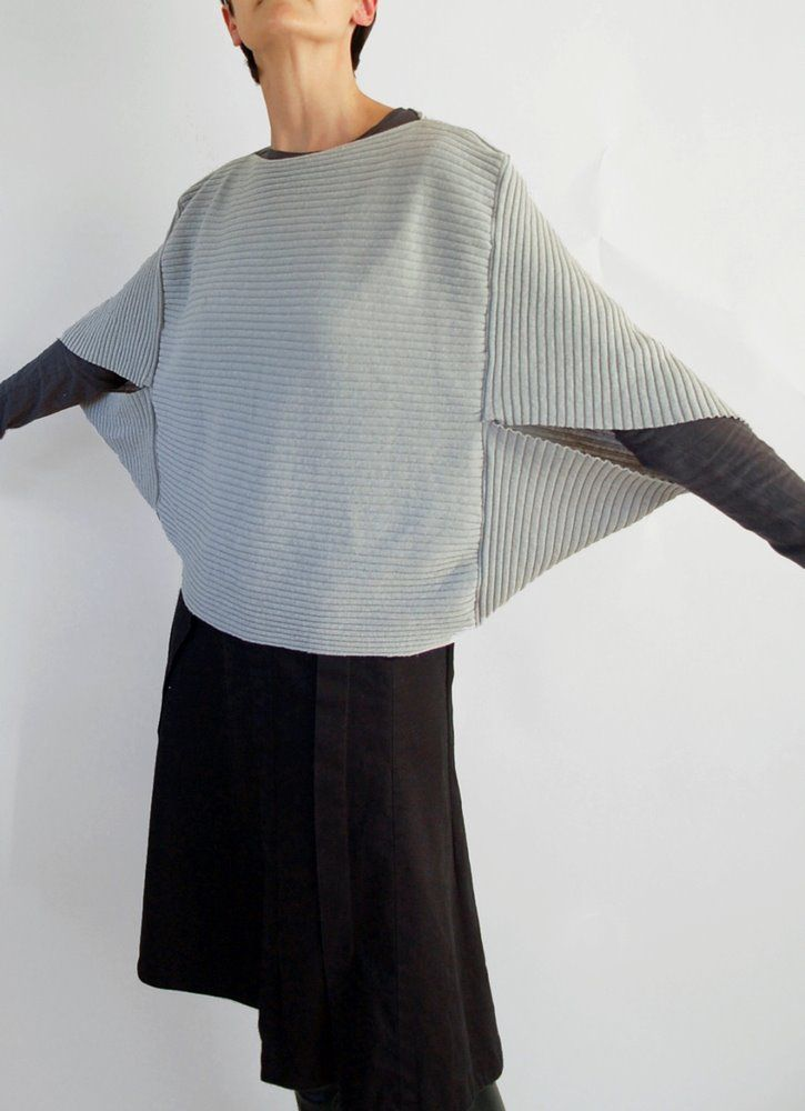 cocoon poncho