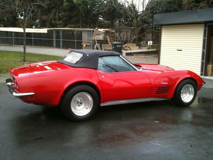 Roys Corvette