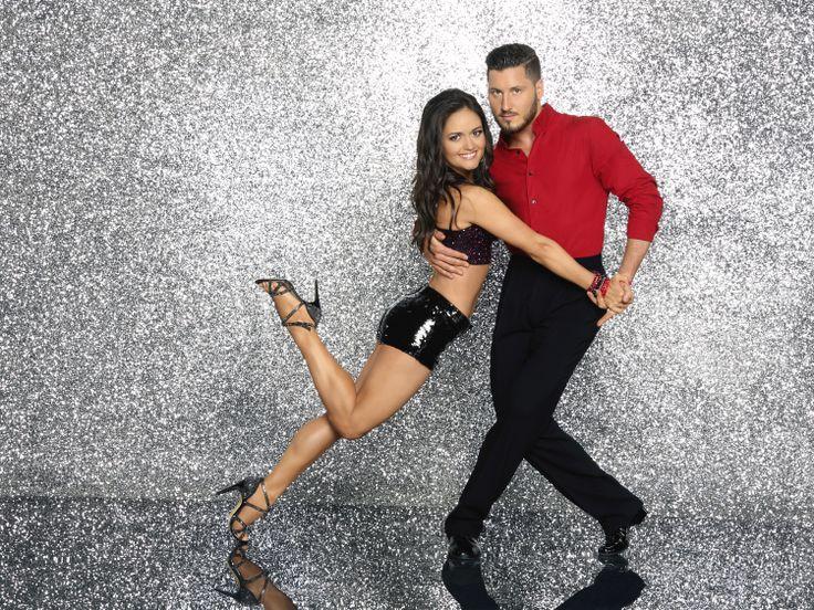 DANCING WITH THE STARS - DANICA MCKELLAR & VALENTIN CHMERKOVSKIY - Danica McKellar partners with Valentin Chmerkovski!