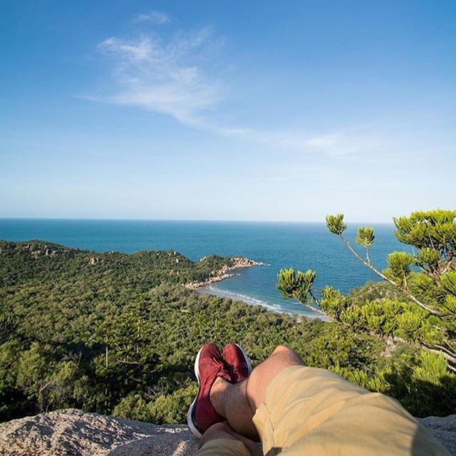 It's almost time to put your feet up!  #thisisqueensland by @theboliviantraveler #townsvilleshines