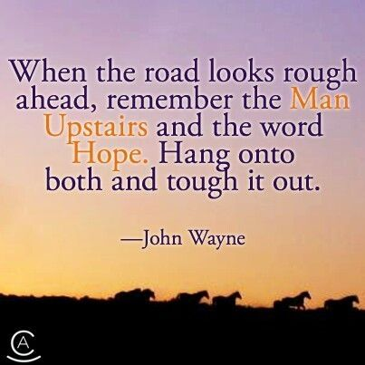 John Wayne Quote by charlene