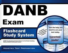 You can succeed on the DANB tests and become a DANB Certified Dental Assistant (CDA) or DANB Certified Orthodontic Assistant (COA) by learning critical concepts on the test so that you are prepared for as many questions as possible.