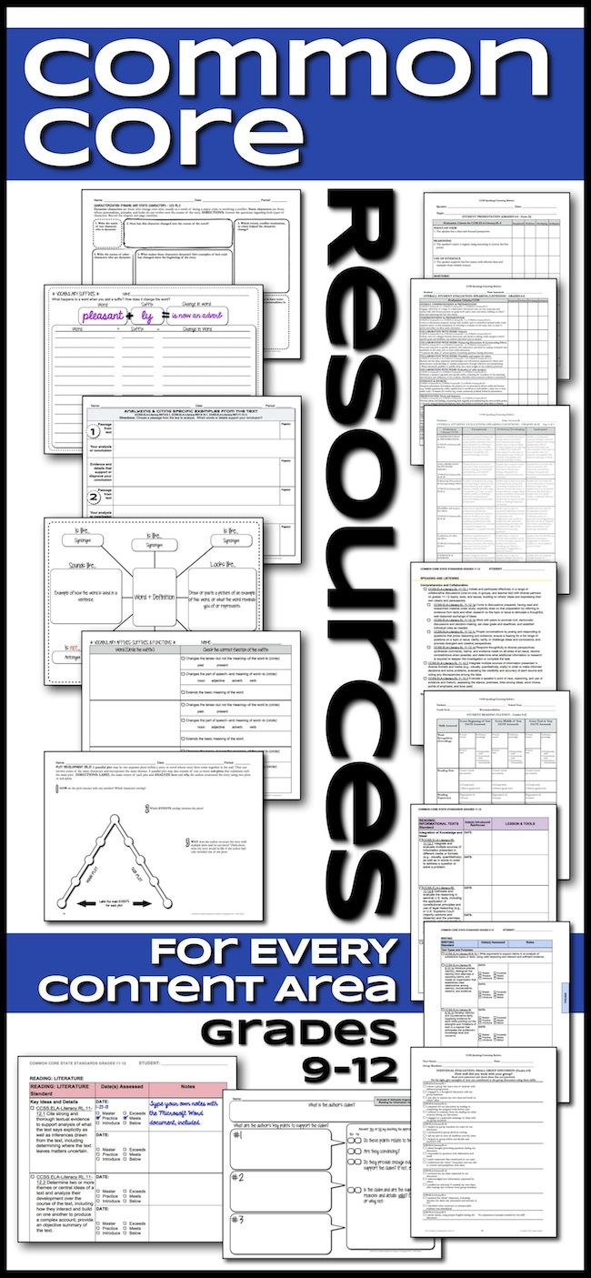 11 best miss mathematics images on pinterest math mathematics and common core resources for any subjectcontent area grades 9 12 includes fandeluxe Image collections