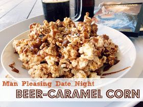 ... | Homemade caramels, Movie nights and White chocolate popcorn