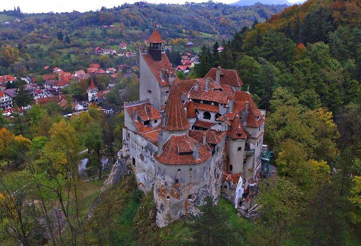Drakula kastély, Törcsvár
