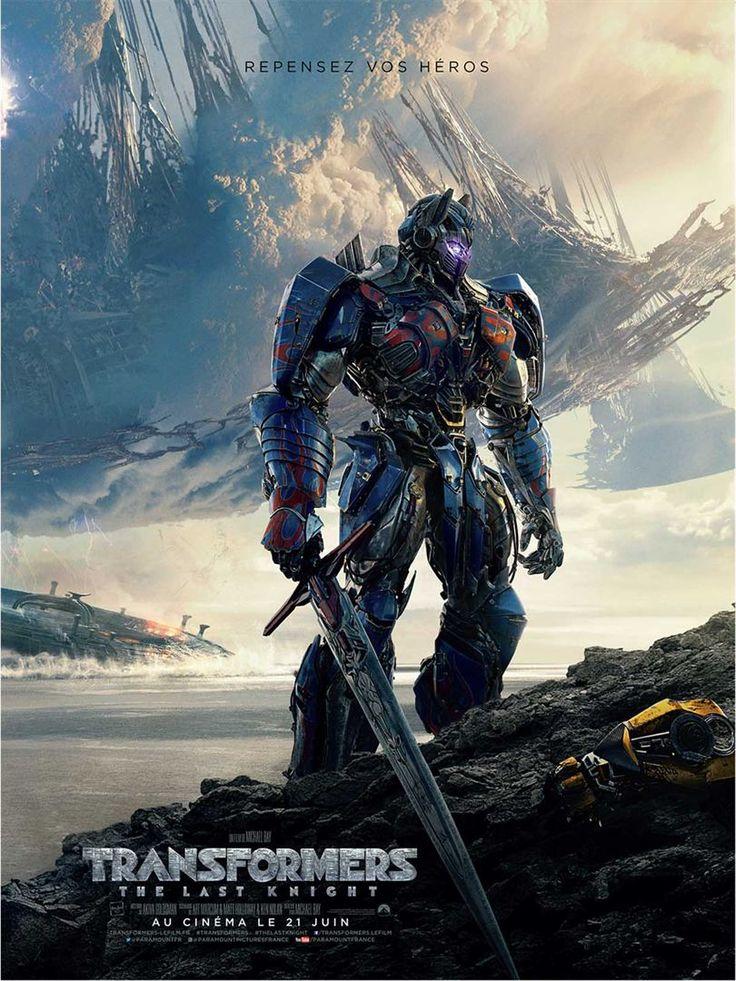 Transformer 5 The Last Knight 2017 Regarder Film