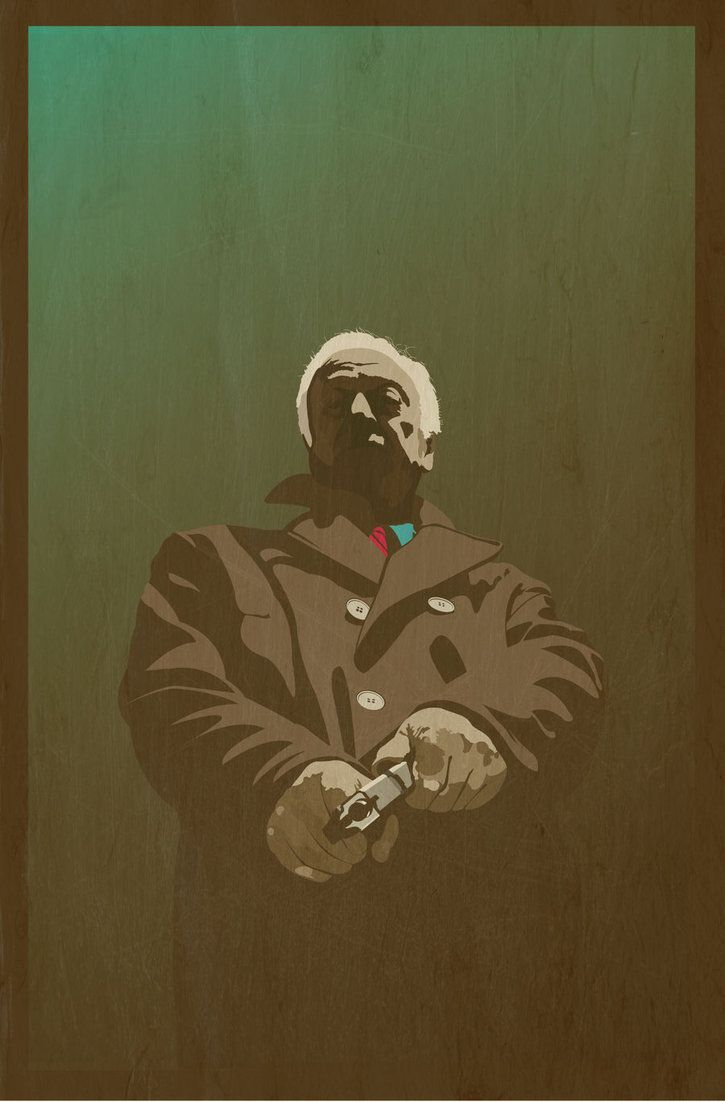 Harry Brown - Mik4g.deviantart.com
