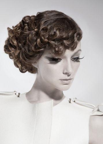 caschetto capelli ricci | Le Shampiste 23666
