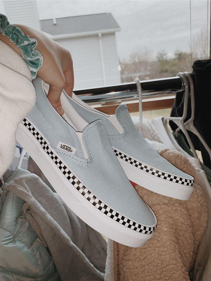 These women's VANS tho. | Zapatillas de moda mujer, Zapatos