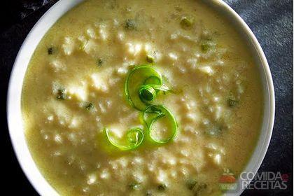 Creme de brócolis e couve-flor, baica caloria e desintoxicante Foto: KitchenAid
