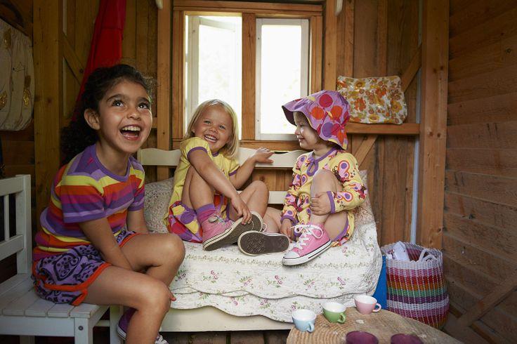S/S 2014 ej sikke lej: Tea party, Kids wear