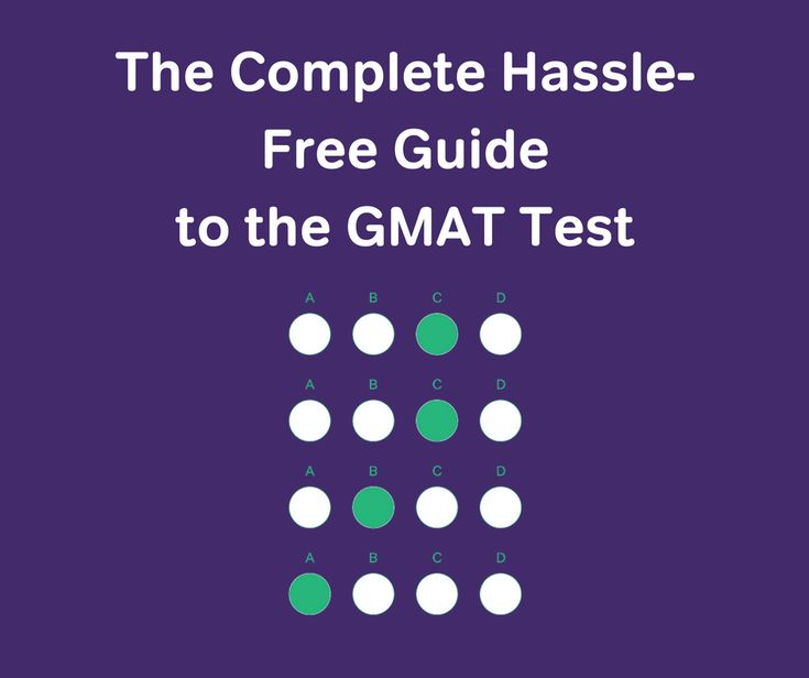 Planning on taking the #gmat test? Find out all about the GMAT exam from Magoosh's experts, from test registration to practice questions!
