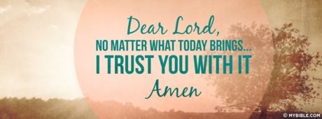 I Trust You With It - Facebook Cover Photo