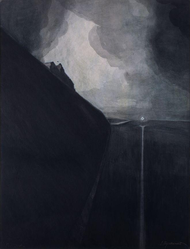 Peindre La Nuit La Tres Belle Exposition A Voir Au Centre
