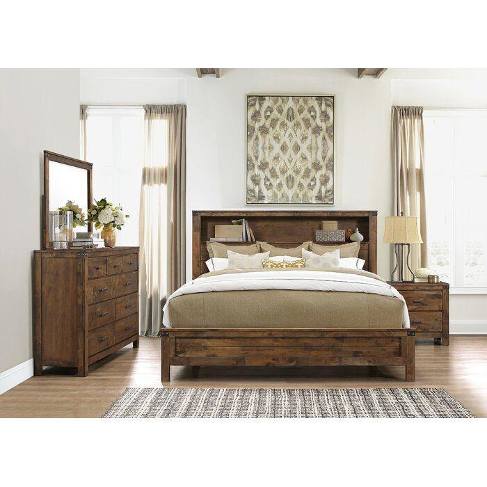 Okediran Standard Bed Bedroom Sets Queen Bedroom Set Global