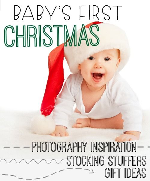 """""""Baby's First Christmas"""" Gift Guide + Mega Giveaway"""