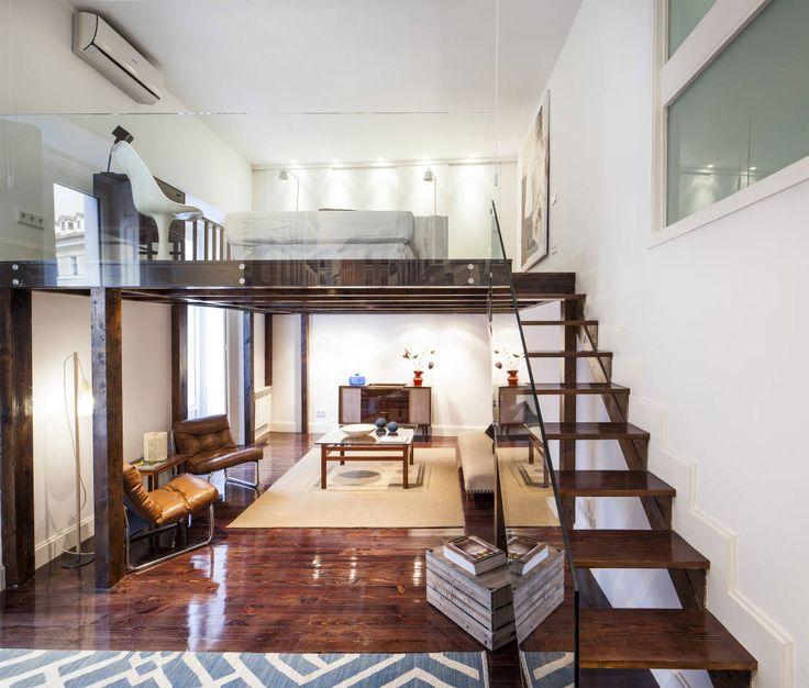 28 mejores im genes sobre all you need is loft en for Loft de 40 metros cuadrados