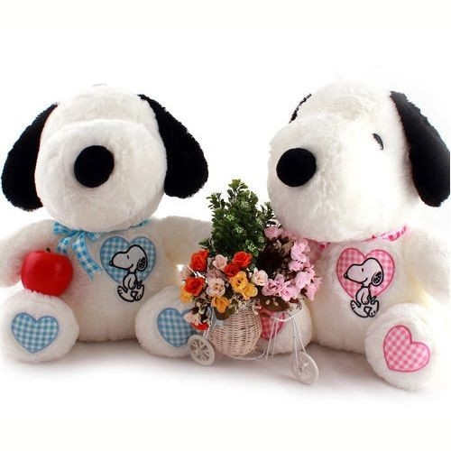 18 Inch Plush Snoopy Stuffed Animal Plush Toys on EVtoys.com, only price: $33.99