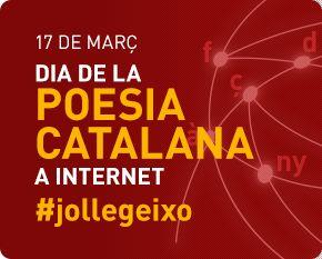 Dia de la poesia catalana a internet: 17 de març - lletrA - Literatura catalana a internet