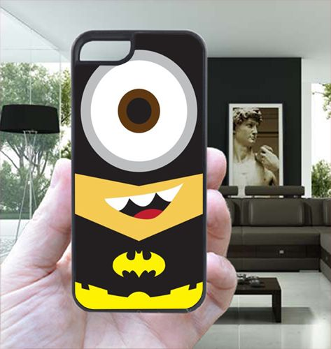 Despicable Minion Batman 2 For iPhone 5s Case