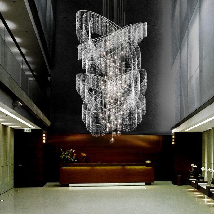 33 best cool lighting images on pinterest light design for Yellow goat chandelier