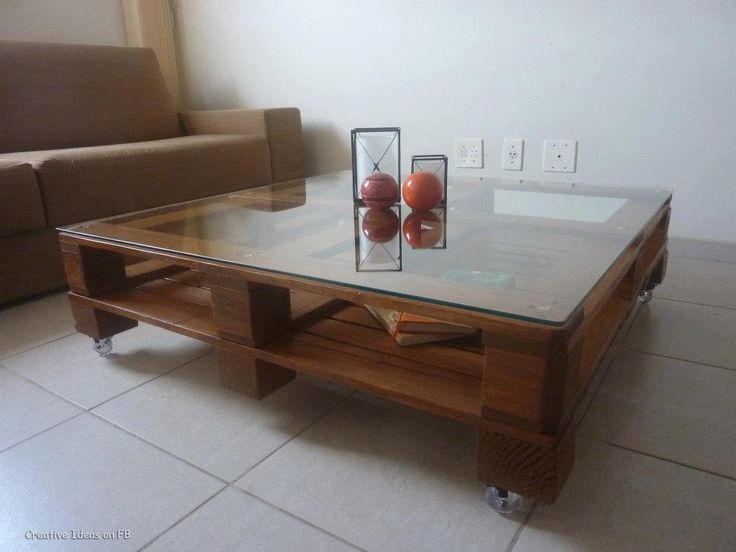 Mesa de Pallets