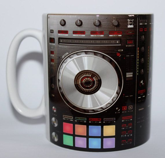 Custom Printed Pioneer Ddj Sx2 Controller By