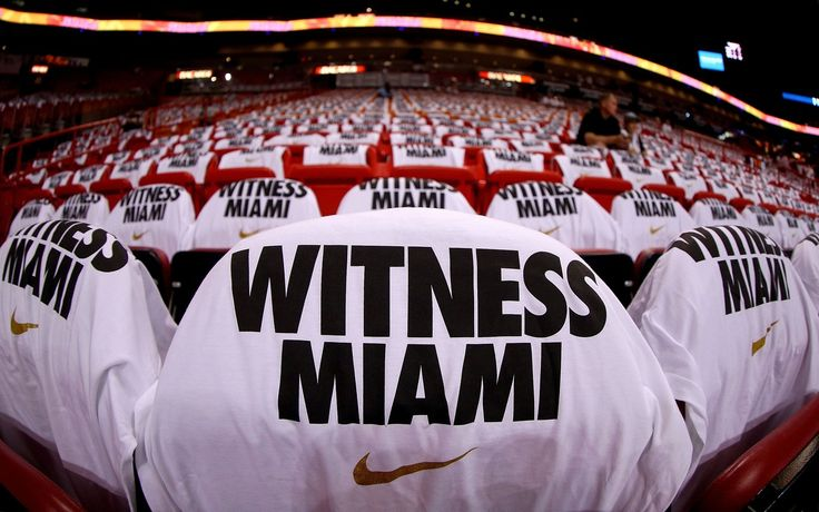 Miami Heat | Witness