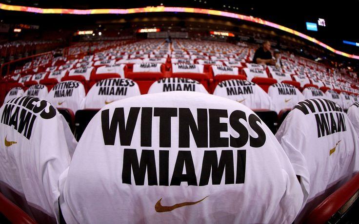 Miami Heat | Witness