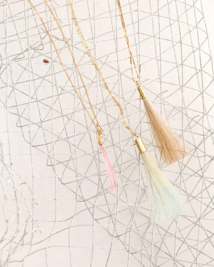 Necklaces by PONY / Annea Lounatvuori