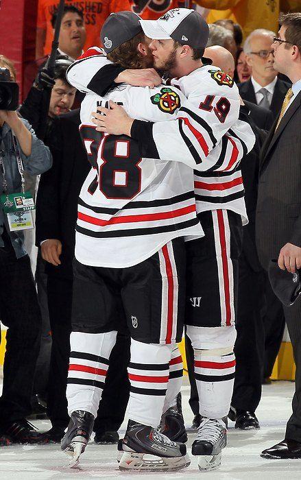patrick kane and Jonathan toews. Chicago black hawks (:(: