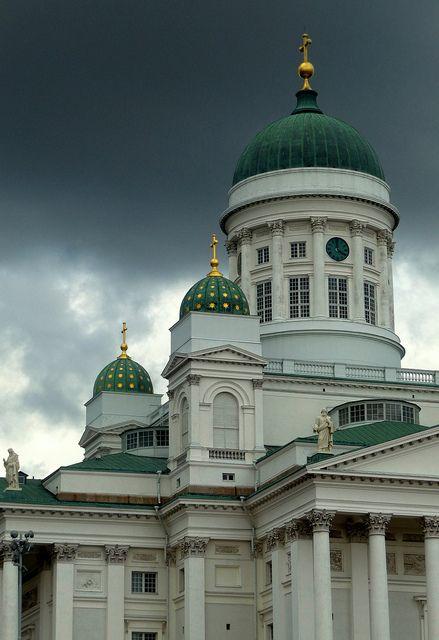 Helsingin tuomiokirkko | Flickr - Fotosharing!