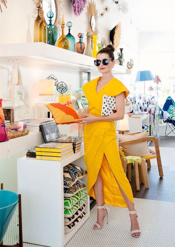 @Rue Magazine Shops Palm Springs with Kelly Golightly