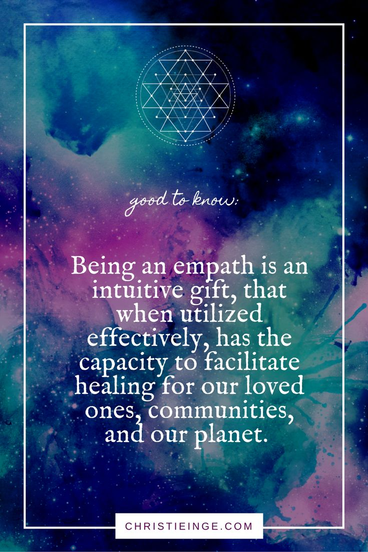 being an empath vs feeling empathy: what is the difference?